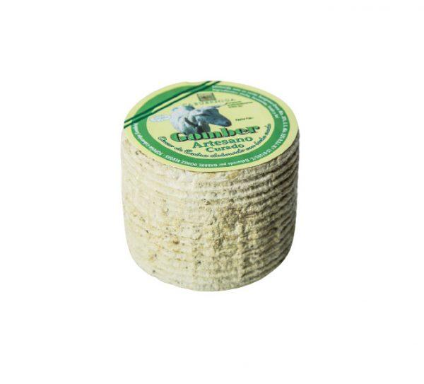 queso gomber curado cabra